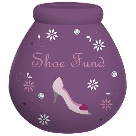 Pot of Dreams 'Shoe Fund' Money Pot