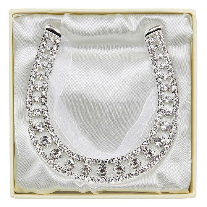 Diamond Lucky Horseshoe