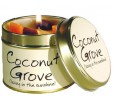 Lily Flame 'Coconut Grove' Scented Candle