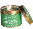 Lily Flame 'Cut Grass' Scented Candle