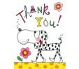 Thank you/ Spotty Dog