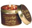 Lily Flame 'Chocolate Truffle' Scented Candle