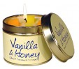 Lily Flame 'Vanilla and Honey' Scented Candle
