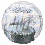 18in Birthday Celebration Cake