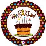 18in Chocolate Birthday Cake