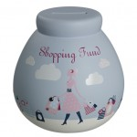 Pot of Dreams 'Shopping Fund' Money pot