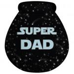 Pot of Dreams 'Super Dad' Money Pot
