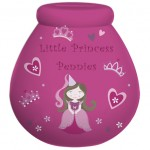 Pot of Dreams 'Little Princess Pennies' Money Pot   -SORRY - OUT OF STOCK
