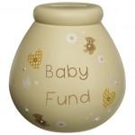 Pot of Dreams 'Baby Fund' Money Pot  -