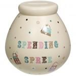 Pot of Dreams 'Spending Spree' Money Pot