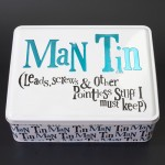 The Bright Side Tin - Man Tin