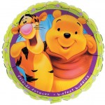 18in Tigger & Pooh Friends Forever