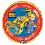 18in Bob The Builder Foil