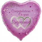 18in Congratulations On Your Engagement