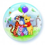 22in Winnie the Pooh and Friends Bubble Balloon