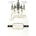 Golden Anniversary - 'Chandelier' - SORRY OUT OF STOCK