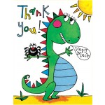 Thank you/ Dinosaur