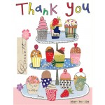 Thank you/ Cupcake Stand